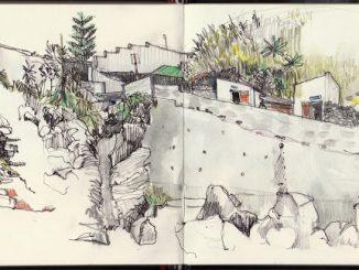 Azoren News Sketch Tour Portugal