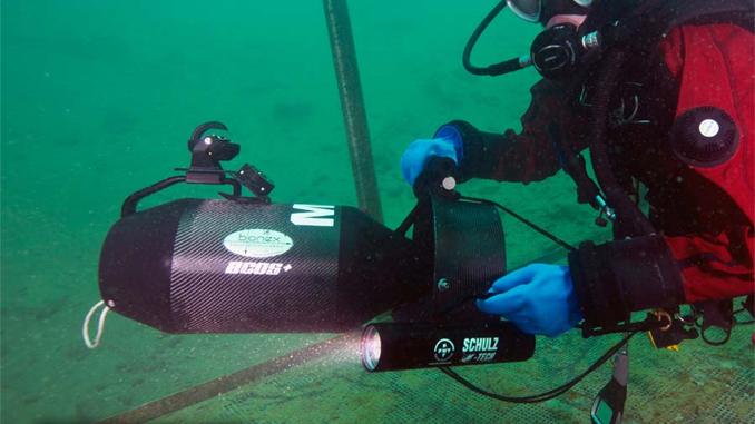 FWT Schulz Unterwasserlampe GSW 50