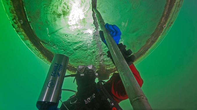 FWT Schulz Unterwasserlampe GSW 80
