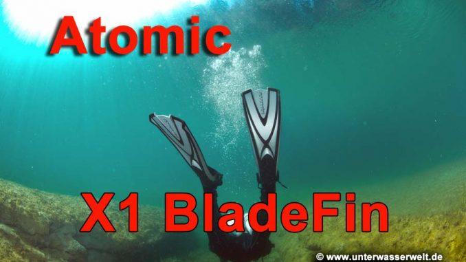 Atomic Flossen X1 BladeFin