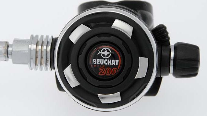 Beuchat Atemregler VR 200