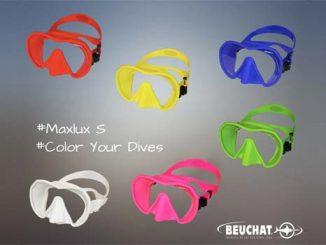 Beuchat Tauchmaske Maxlux S