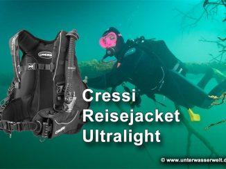 Cressi Jacket ULTRALIGHT