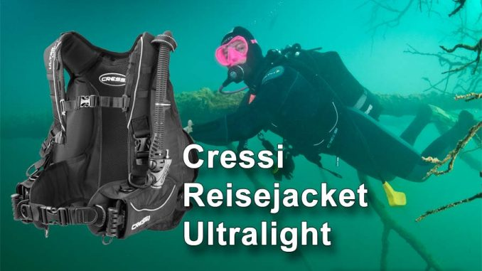 Cressi Jacket ULTRALIGHT