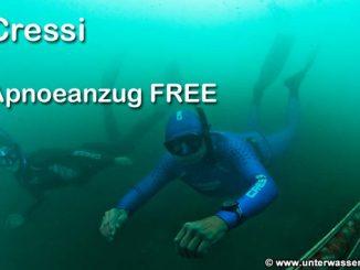 Cressi Apnoeanzug FREE