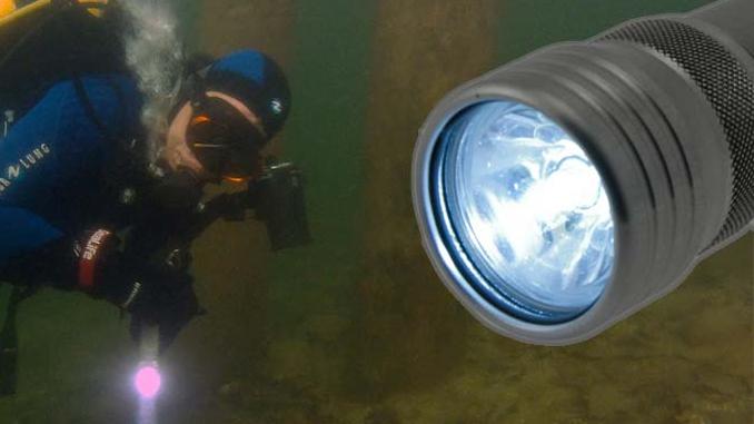 FWT Schulz Unterwasserlampe GS 35 LED 240