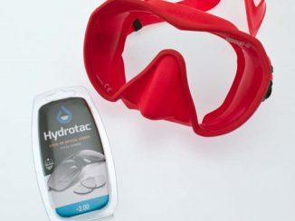 Hydrotac Nahlinsen für Tauchmasken