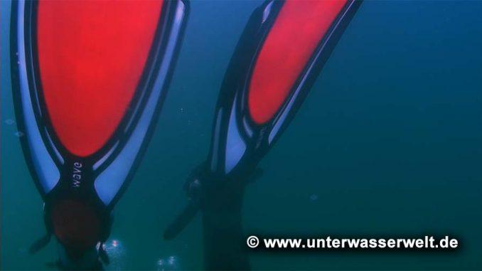Mares Flossen Wave im Test