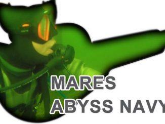 Mares Atemregler ABYSS NAVY