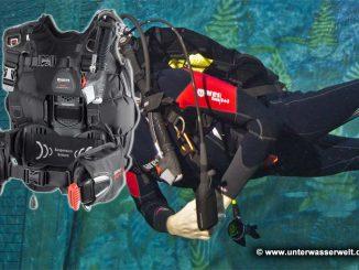 Mares Jacket Hybrid Pure