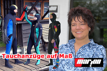 Marion Thesen Tauchanzüge