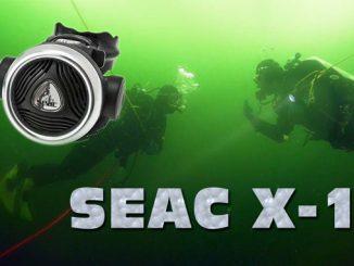 Seac Atemregler X-10