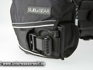 Subgear Jacket Black Pure