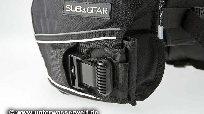 Subgear Jacket Black Pure