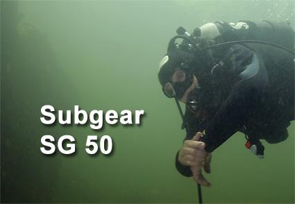 Subgear Atemregler SG 50