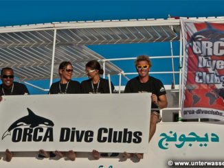 Red Sea Silence 2012 bei ORCA Dive Clubs Safaga