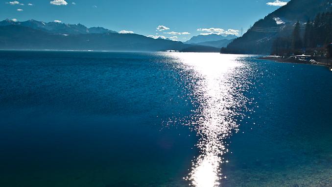 Bayrische Seen: Tauchen im Walchensee