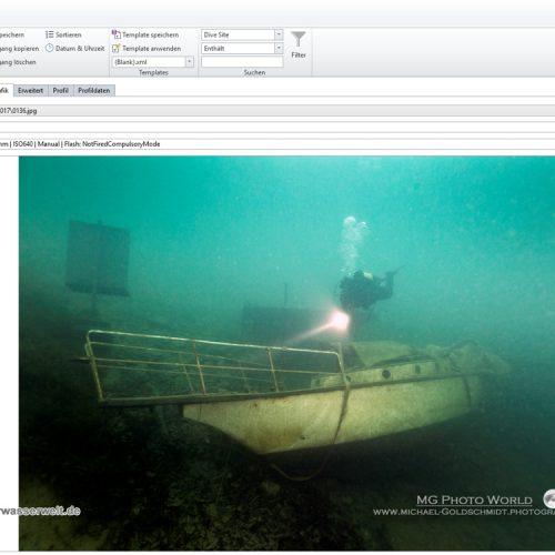 Diving Log 18 15