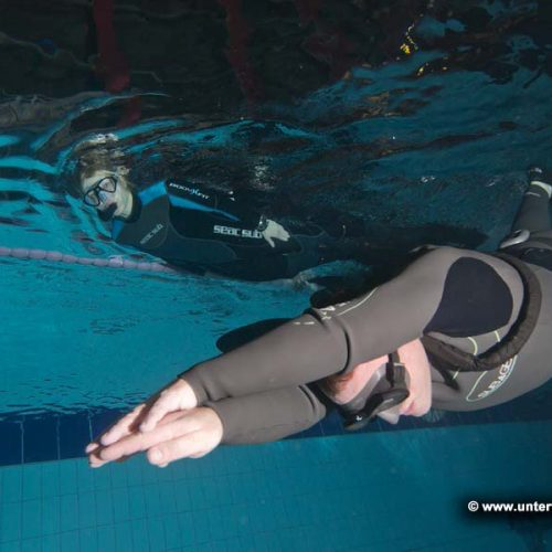 SSI Freediving Ausbildung Level 2