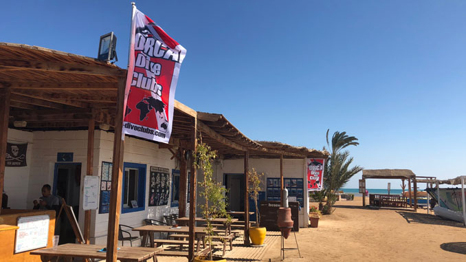 ORCA Dive Clubs in El Gouna