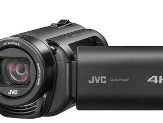 Outdoor-Camcorder JVC GZ-RY980