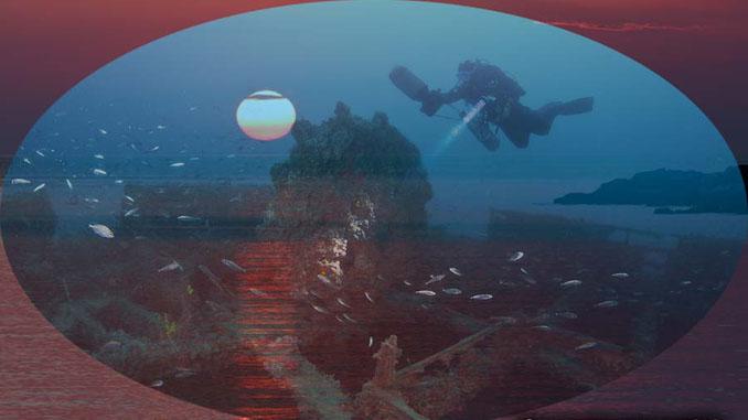 Wracktauchen Diving Center Indie