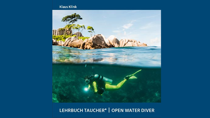s.u.b. Lehrbuch Open Water Diver