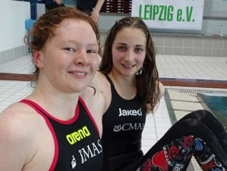 VDST Finswimming-10 mal Gold