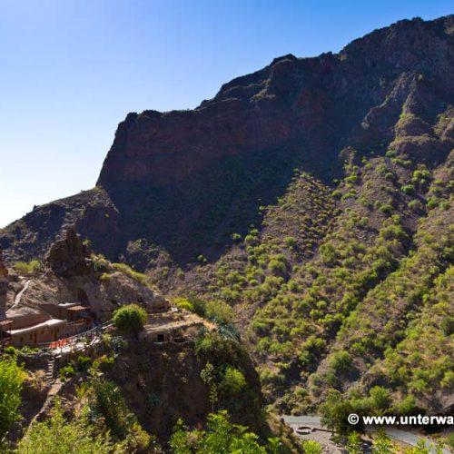 Höhlenwohnungen Gran Canaria