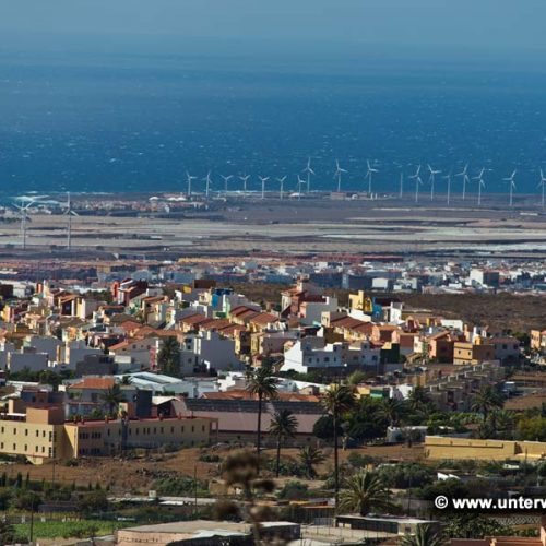 Windpark Gran Canaria