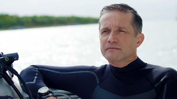 Seiko Partnerschaft mit Fabien Cousteau