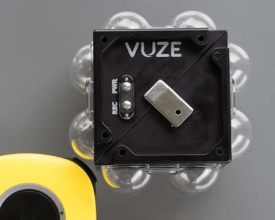 Vuze-Kamera