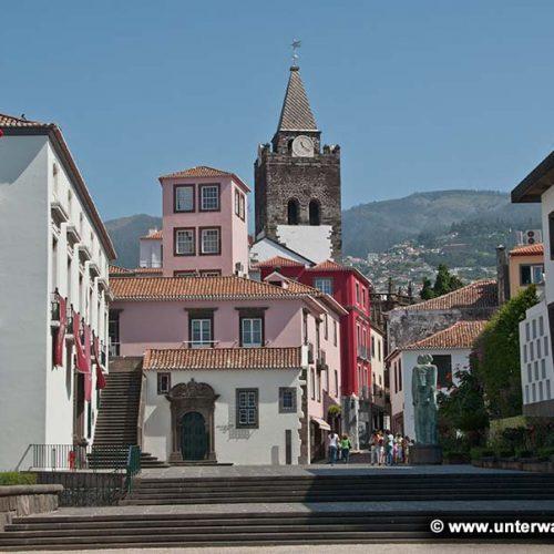 Hauptstadt Funchal