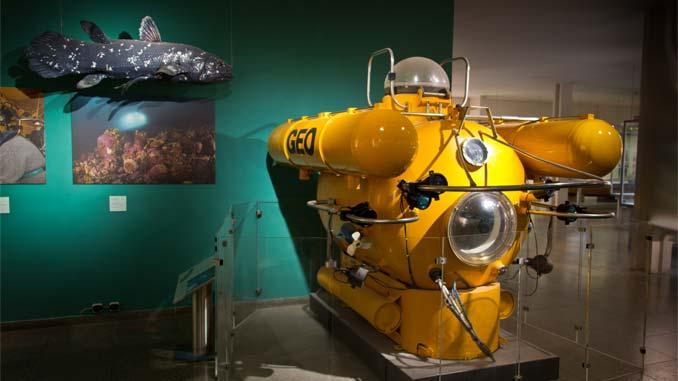Meeresforschung