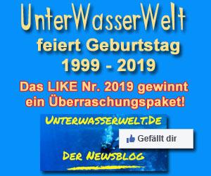 Geburtstags -Gewinnspiel UnterWasserWelt
