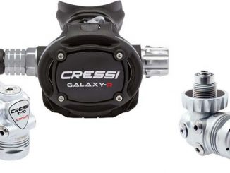 Cressi T 10 SC CROMO GALAXY ADJUSTABLE