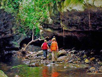 Höhlentauchen